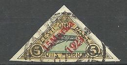 Estland Estonia 1923 Air Mail Michel 42 O - Estonie
