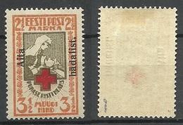 Estland Estonia 1923 Michel 46 A * Signed - Estonie