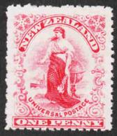 New Zealand  - Scott #99 Unused - No Gum (3) - 1855-1907 Crown Colony