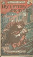 Les Lettres Anonymes Par Ch. Dodeman - Collection Bayard N°8 ( Illustration : R. Perrette ) - Livres, BD, Revues