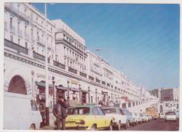 1333/ ALGER Le Boulevard.- Voitures Cars Macchine Coches Autos. Non écrite. Unused. No Escrita. Non Scritta. Ungelaufen. - Algiers