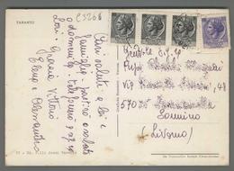 C3266 Storia Postale 1975 SIRACUSANA Lire 55 5 - 6. 1946-.. Repubblica