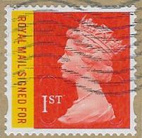 GB SG U2983a 2015 Machin 1st Recorded M15L Good/fine Used [39/31932/ND] - 1952-.... (Elizabeth II)