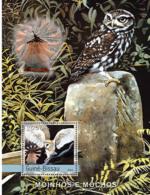 Guinea Bissau 2004 Owls & Windmills - Guinea-Bissau