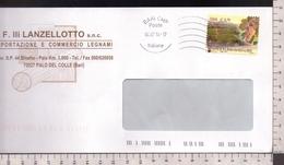 C3357 Storia Postale Emissione 2013 MADE IN ITALY VINI DOCG CASTELLI DI JESI VERDICCHIO ISOLATO Euro 0.70 - 2011-...: Storia Postale