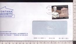 C3388 Storia Postale Emissione 2017 BIMILLENARIO DI TITO LIVIO ISOLATO Euro 0.95 - 6. 1946-.. Repubblica