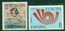 Spain 1973 Europa MUH Lot15932 - 1971-80 Unused Stamps