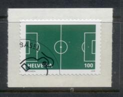 Switzerland 2008 Football CTO - Zwitserland