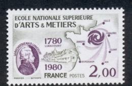 France 1980 College Of Arts & Handicrafts MUH - France