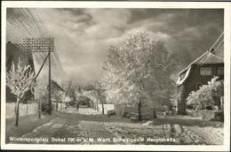 40172235 Dobel Schwarzwald Dobel Hauptstrasse X 1931 Dobel - Germania