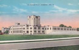 Indiana Hammond The Filtration Plant - Hammond