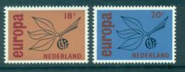 Netherlands 1965 Europa, Leaves & Fruit MUH Lot65400 - Periodo 1949 - 1980 (Giuliana)