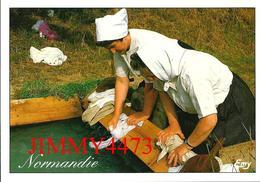 CPM - Les Lavandières - TRADITIONS NORMANDES - Edit. EMY - LE GOUBEY - Photo O. MANSON - Scans Recto-Verso - Artesanal