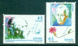 Spain 1993 Explorers MUH Lot32357 - 1931-Today: 2nd Rep - ... Juan Carlos I