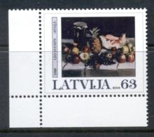 Latvia 2008 Painting, Still Life MUH - Latvia