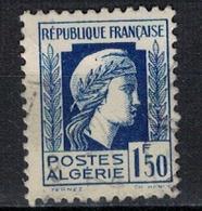 ALGERIE        N°  YVERT    214   ( 1 )    OBLITERE       ( O   2/41 ) - Algérie (1924-1962)