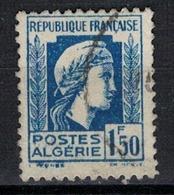 ALGERIE        N°  YVERT    214   ( 2 )    OBLITERE       ( O   2/41 ) - Algérie (1924-1962)