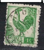 ALGERIE        N°  YVERT    219   OBLITERE       ( O   2/42 ) - Algérie (1924-1962)