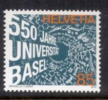 Switzerland 2010 University Of Basel MUH - Zwitserland