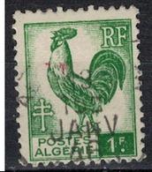 ALGERIE        N°  YVERT    219   (1)           OBLITERE       ( O   2/42 ) - Algérie (1924-1962)