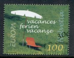 Switzerland 2004 Europa CTO - Zwitserland