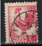 ALGERIE        N°  YVERT    220          OBLITERE       ( O   2/42 ) - Algérie (1924-1962)