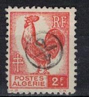 ALGERIE        N°  YVERT    220    ( 1 )       OBLITERE       ( O   2/42 ) - Algérie (1924-1962)