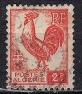 ALGERIE        N°  YVERT    220    ( 2 )       OBLITERE       ( O   2/42 ) - Algérie (1924-1962)