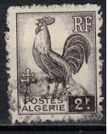 ALGERIE        N°  YVERT    221    (1)  OBLITERE       ( O   2/42 ) - Algérie (1924-1962)