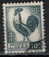 ALGERIE        N°  YVERT    223             OBLITERE       ( O   2/42 ) - Algérie (1924-1962)