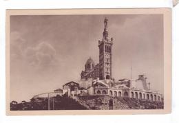 13 MARSEILLE Notre Dame De La Garde - Notre-Dame De La Garde, Ascenseur