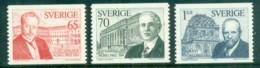 Sweden 1974 Nobel Prize Winners MUH Lot83950 - Suède