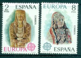 Spain 1974 Europa, Sculpture MUH Lot65593 - 1971-80 Unused Stamps