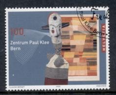 Switzerland 2005 Paul Klee Centre CTO - Zwitserland