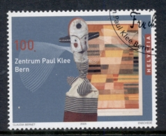 Switzerland 2005 Paul Klee Centre CTO - Switzerland