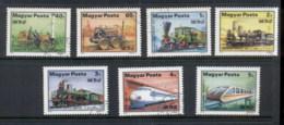 Hungary 1979 Railway Development CTO - Ungheria
