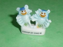 Fèves / Disney : Chivap Et Chichi   T134 - Disney