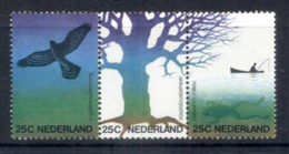 Netherlands 1974 Nature & Environment, Bird Str3 MUH - Periodo 1949 - 1980 (Giuliana)
