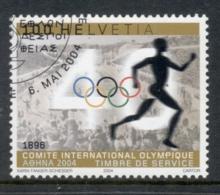 Switzerland 2004 Olympic Committee CTO - Switzerland