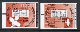 Switzerland 2005 FRAMA CTO - Zwitserland