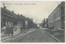 Hemiksem - Hemixem - St Bernard Steenweg - Chaussée St Bernard 1907 - Hemiksem