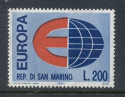 San Marino 1964 Europa MUH - San Marino