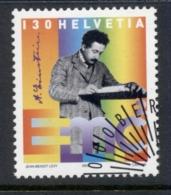 Switzerland 2005 Albert Einstein CTO - Zwitserland