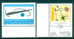 Spain 1993 Europa MUH Lot32360 - 1931-Today: 2nd Rep - ... Juan Carlos I