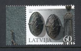 Latvia 2007 13th Century Decorations MUH - Latvia