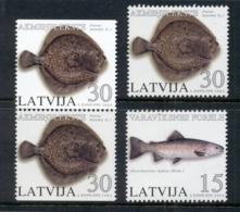 Latvia 2004 Fish MUH - Latvia
