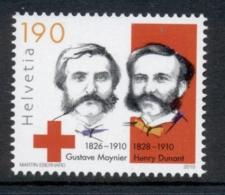 Switzerland 2010 Red Cross MUH - Switzerland
