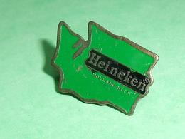 Pin's  Bière  : Heineken , Holland ....   TB1HH - Bierpins
