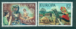 Spain 1976 Europa, Pottery MUH Lot65645 - 1971-80 Unused Stamps