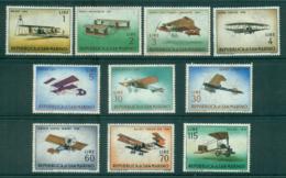 San Marino 1962 Historic Planes MLH Lot40096 - San Marino